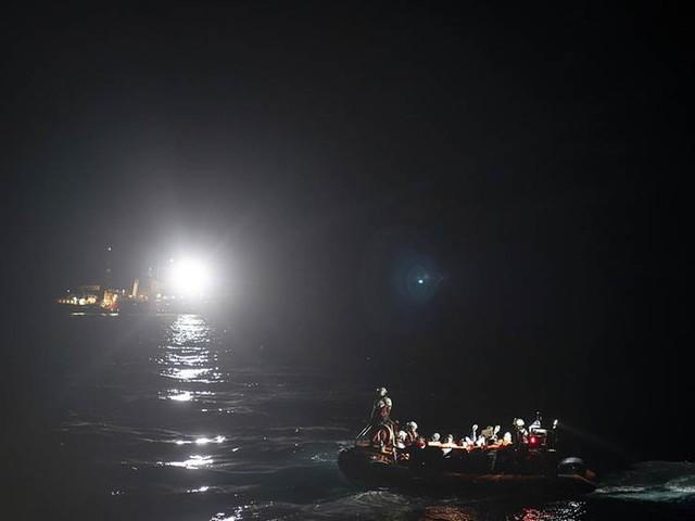 1500 räddade på Medelhavet