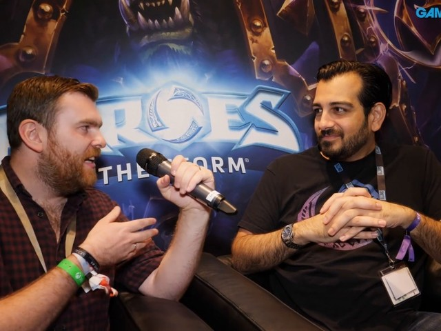 Heroes of the Storm - Vi intervjuar Alan Dabiri