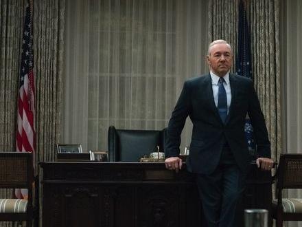 Netflix avbryter samarbete med Kevin Spacey