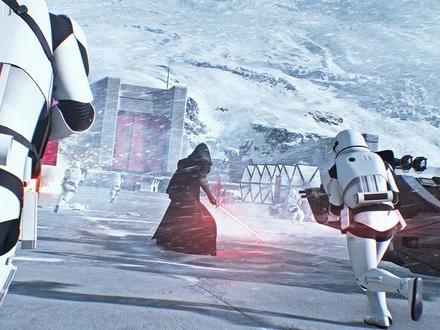 EA:s aktie föll