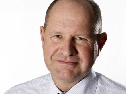 Dan Eliasson slutar som Rikspolischef