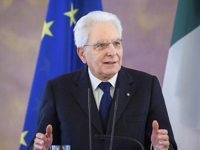 Italiens president vill ha snabb lösning