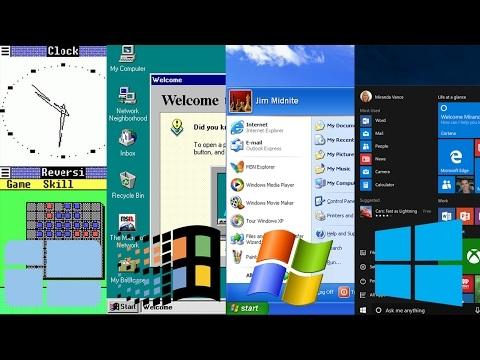 I går fyllde Windows 35 år