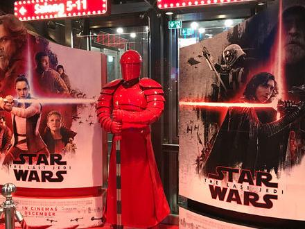 Vi har sett Star Wars: The Last Jedi