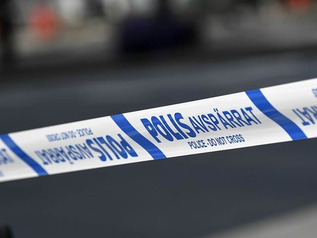 Bil exploderade i Malmö