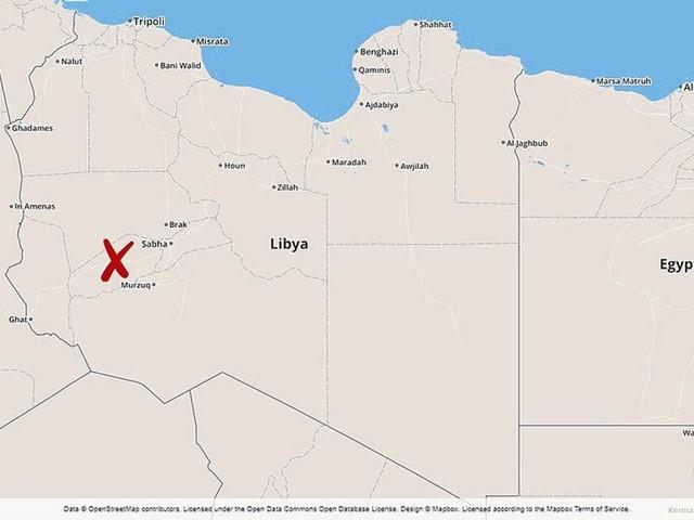 Utländska ingenjörer kidnappade i Libyen