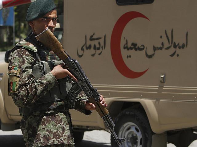 Attentat på hotell i Kabul – minst 40 döda