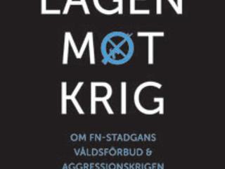 Irakkriget, Sverige och folkrätten