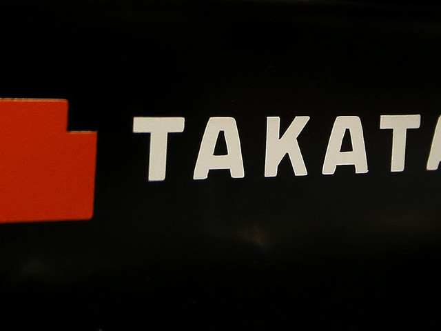 Lättnadsrally i Takatas aktie