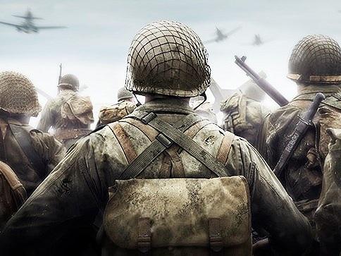 Call of Duty slog Star Wars Battlefront II i Storbritannien