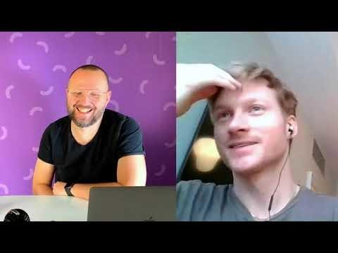 Roger och André snackar Samsung-lansering