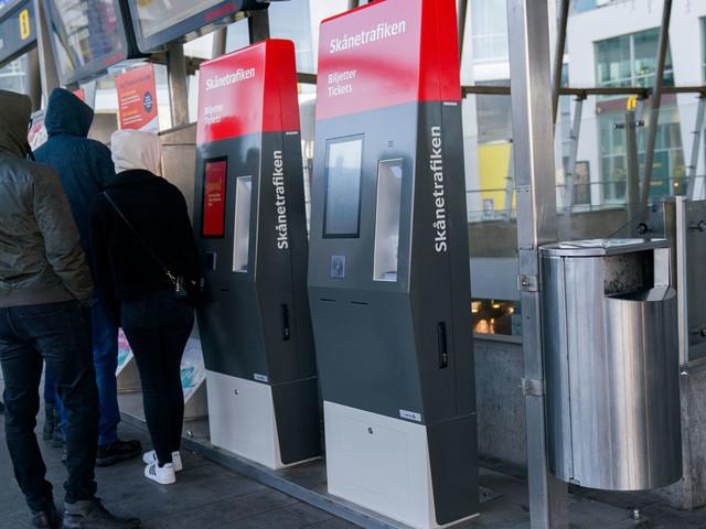 Totalhaveri för Skånetrafikens nya betalapp – och de nya biljettautomaterna