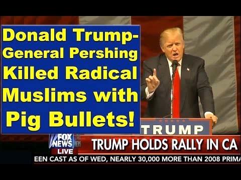 Barcelona-attentatet och Filippinerna: Trump använder rasistisk historieförfalskning för hat mot muslimer