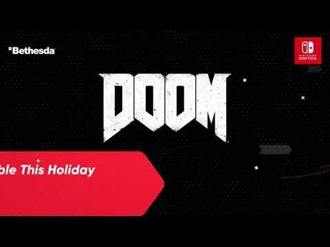 Doom och Wolfenstein II: The New Colossus till Switch
