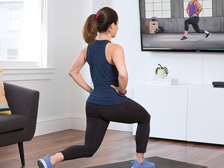 Fitbit petar in träningsappen Coach till Xbox One och PC
