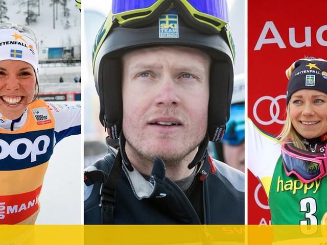 Då tävlar svenskarna i OS – och här ser du tävlingarna