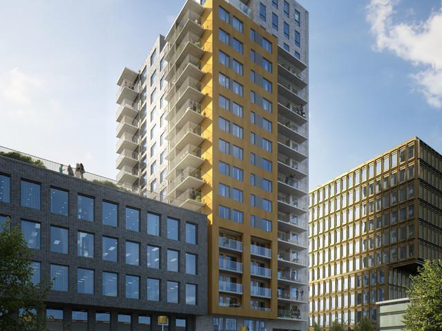 Så blir Malmös nya skyline –20-våningshus byggs vid Centralen