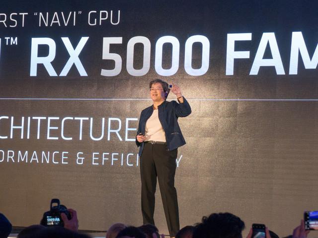 """AMD """"Navi"""" är helt nya grafikarkitekturen RDNA – släpps med Radeon RX5000-serien"""