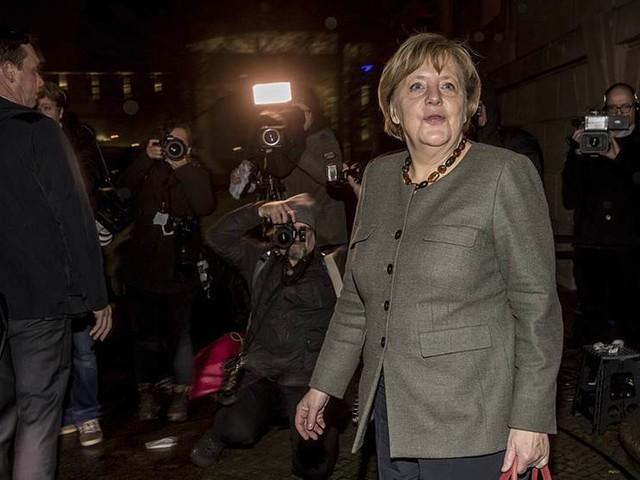 Tysk regering – var god dröj