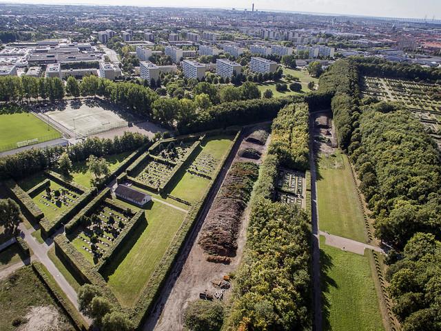 Gravplundrare härjar på Östra kyrkogården