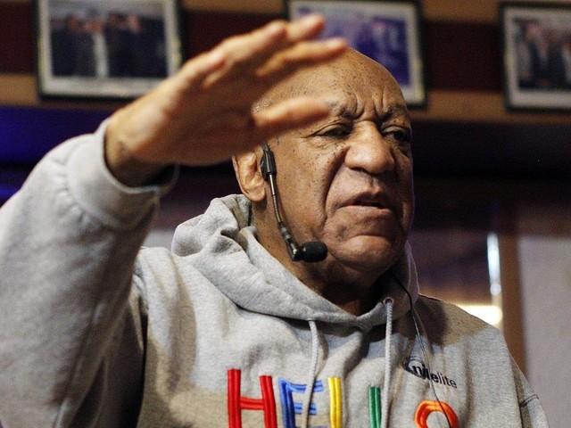Cosby på scenen igen
