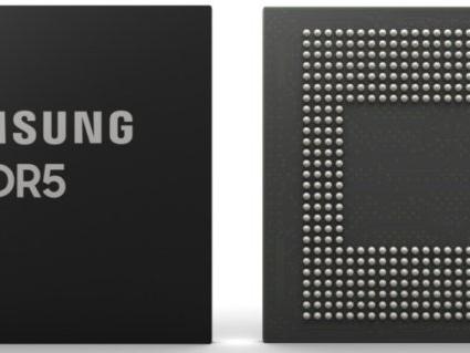 Samsung börjar massproducera 12Gb LPDDR5 – snabbare minne för mobiler