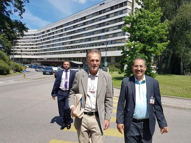 Jemensolidaritet höll seminarium i Geneve vid FN:s Kommission för mänskliga rättigheter