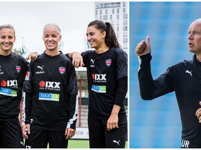 """FC Rosengård tar hjälp av MFF: """"Jätteschysst"""""""