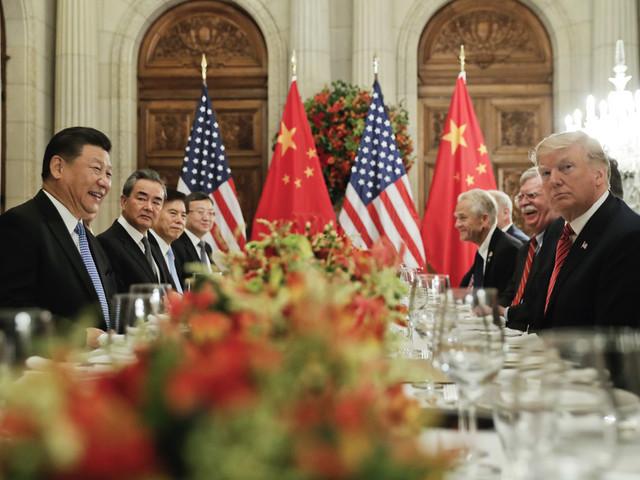 Trump och Xi möts i Japan