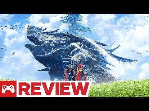 IGN recenserar Xenoblade Chronicles 2