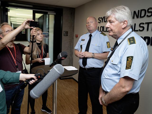 Tre mord, tre bränder – dansk polis famlar