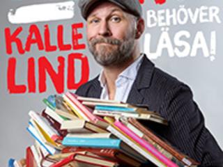 """Kalle Lind """"88 böcker du inte behöver läsa"""""""