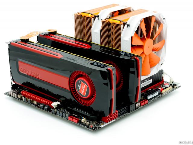 AMD släpper drivrutin med stöd för Multi-GPU med Radeon RX Vega