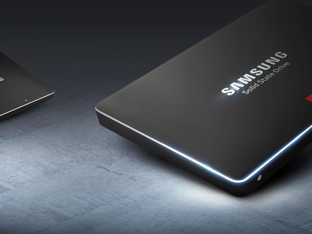 Samsung 860 Pro med 4 TB lagringsutrymme hittar ut på webben