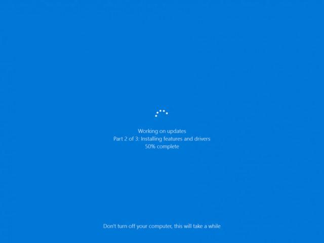 Microsoft introducerar kortare nedtid vid uppdateringar med Fall Creators Update