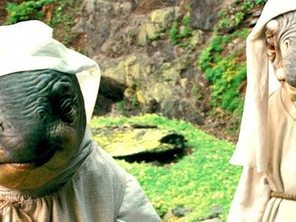 Joseph Gordon-Levitt har en liten roll i The Last Jedi