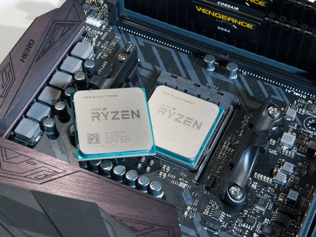 "AMD förbereder B2-stepping för AMD Ryzen ""Summit Ridge"""