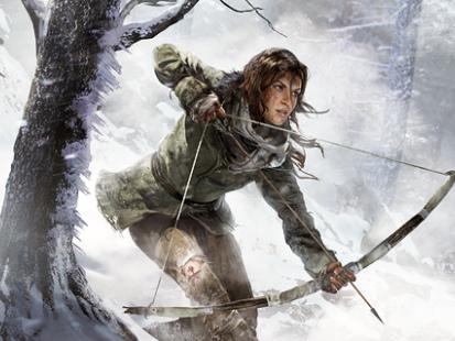 Square Enix bekräftar nytt Tomb Raider-spel