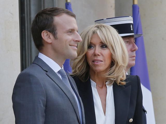 Brigitte Macron får officiell roll – utan lön