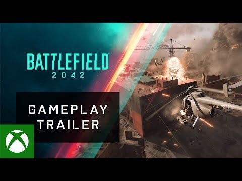Gameplaytrailer för Battlefield 2042