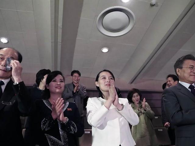 Här är notan för Kim Jong-Uns systers besök