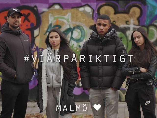 """Efter Staffanstorpsreklamen – nu kommer filmen om det """"riktiga Malmö"""""""