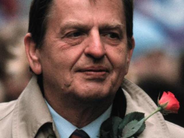 Mördades Olof Palme av politiska skäl?
