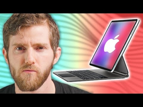 iPad Pro är en laptop enligt Linus