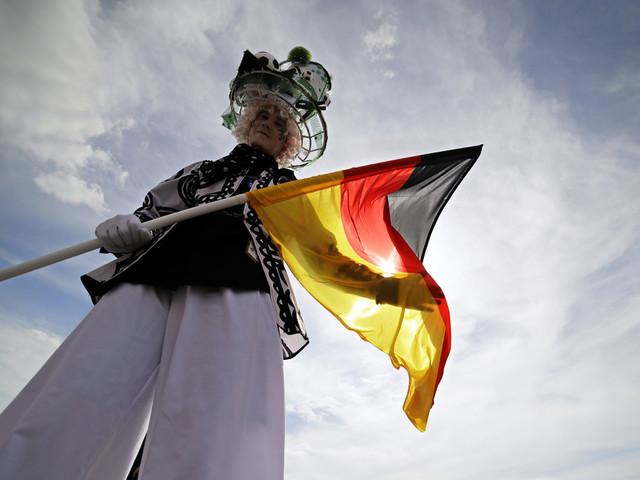 Bättre stämning än väntat i tysk ekonomi