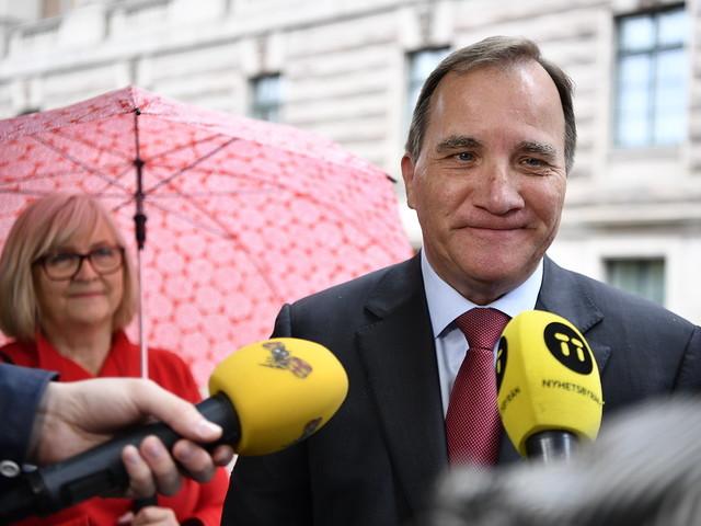 """Stefan Löfven: """"Demokrati eller extremism"""""""