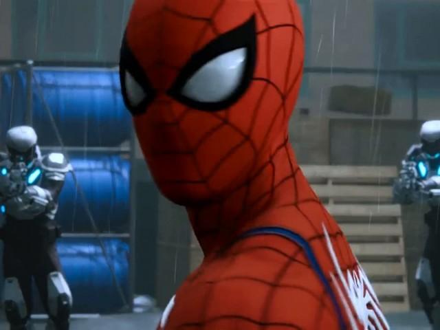 Silver Sable jagar spindeln i ny trailer för Spider-Man