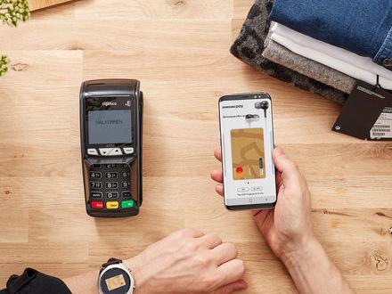 Danske Bank får stöd för Samsung Pay
