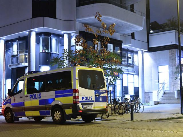 Misstänkt rån mot gym på Augustenborg