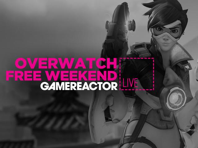 Gamereactor Live: Kom och spela Overwatch med oss